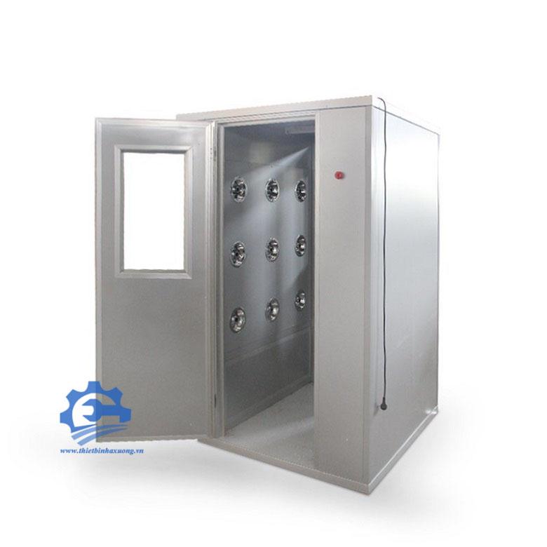 bán thiết bị phòng sạch Air Shower tốt nhất hiện nay