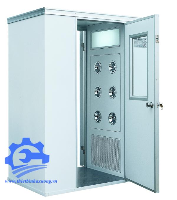 chế tạo Air Shower phòng sạch giá rẻ