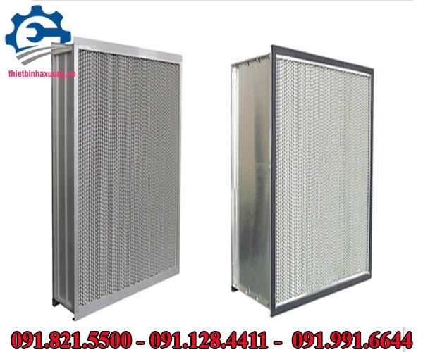 cung cấp quạt lọc không khí phòng sạch