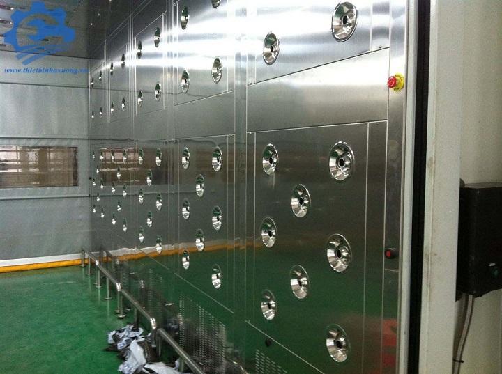 chế tạo Air Shower phòng sạch chất lượng giá rẻ